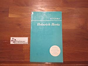 Heinrich Hertz : Entdecker d. Radiowellen. von: Kuczera, Josef :