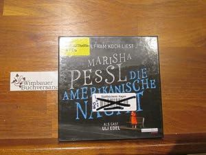 Wolfram Koch liest Marisha Pessl, Die amerikanische: Pessl, Marisha, Wolfram
