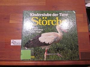 Kinderstube der Tiere; Teil: Störche : Freund