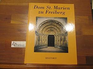 Dom St. Marien zu Freiberg (Sachsen). Text: Hübner, Manfred und