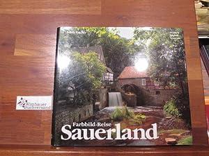 Farbbild-Reise Sauerland. Text:. Fotogr.: Holger Klaes. [Red.: Fischer, Ferdy, Holger