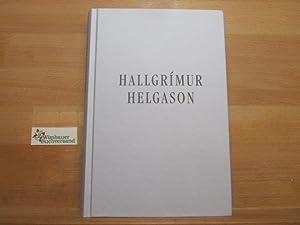 Zehn Tipps, das Morden zu beenden und: Hallgrímur Helgason und