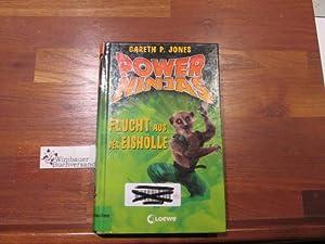 Power-Ninjas; Teil: Bd. 3., Flucht aus der: Jones, Gareth P.