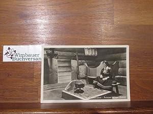 Postkarte Norge : Norsk Folkemuseum Amlistuen fra
