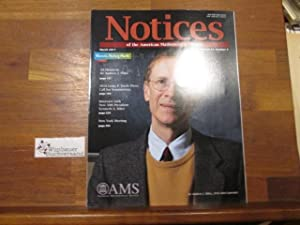 notices american mathematical society - AbeBooks