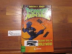 Power-Ninjas; Teil: Bd. 4., Falsches Spiel in: Jones, Gareth P.