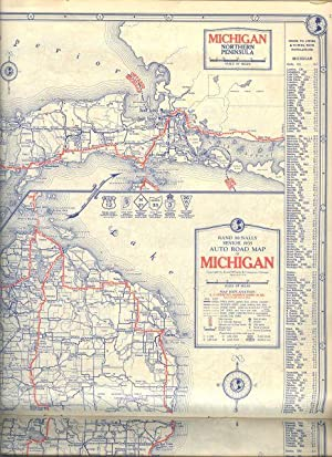 Road Atlas of the United Staes Canada and Mexico