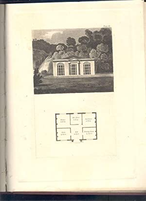 Designs and Examples of Cottages, Villas, and Country Houses Being the studies of several eminent...
