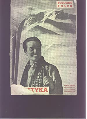 Polen Turystyka Sondernummer Dezember 1936: Orbis polnisches Reisebüro