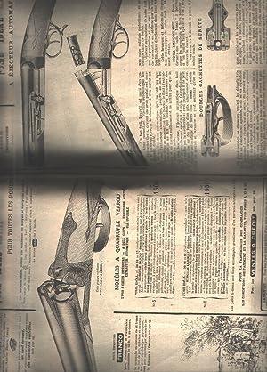 Armes de Chasse (Jagdwaffen): La Manufacture Francaise