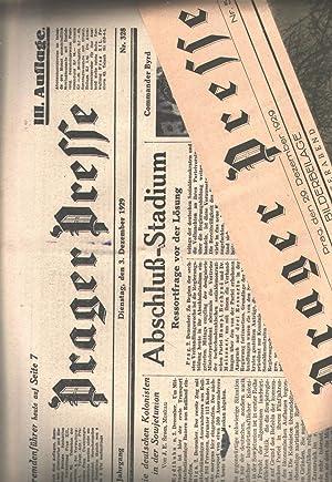 Prager Presse Nr. 294 (30. Oktober), Nr.