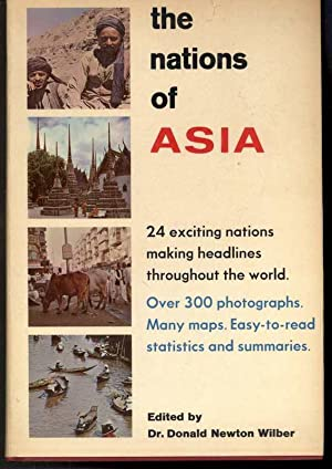 The nations of Asia: Wilber, Donald Newton (editor)