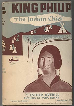 KING PHILIP The Indian Chief