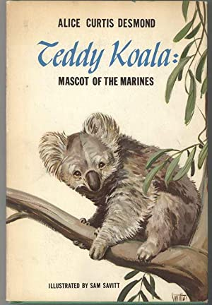 TEDDY KOALA: Mascot of the Marines