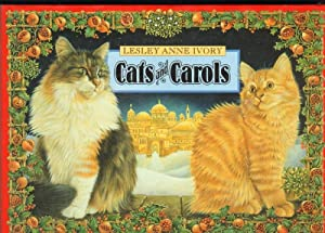 CATS AND CAROLS: Ivory, Lesley Anne.