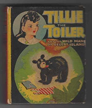 TILLIE THE TOILER and the Wild Man of Desert Island: Westover, Russ