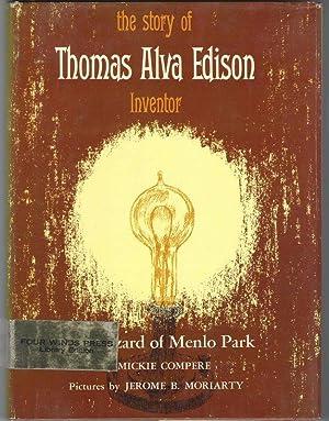 wizard of menlo park book