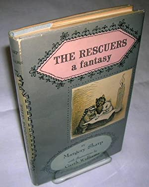 THE RESCUERS: Sharp, Margery, Illustrated