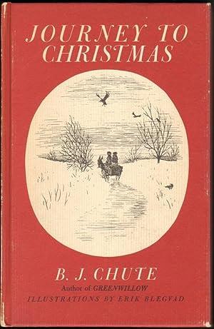 JOURNEY TO CHRISTMAS: Chute, B.J.