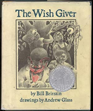 THE WISH GIVER Three Tales of Coven Tree: Brittain, Bill, Illustrated by Andrew Glass