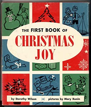 THE FIRST BOOK OF CHRISTMAS JOY