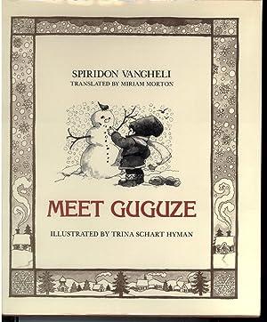 MEET GUGUZE: Vangheli, Spiridon