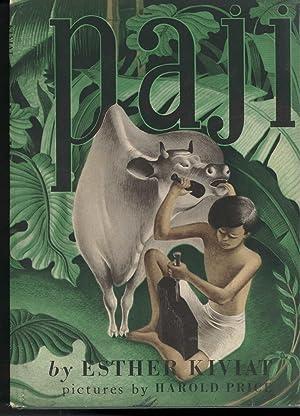 PAJI: Kiviat, Esther, Illustrated by Harold Price