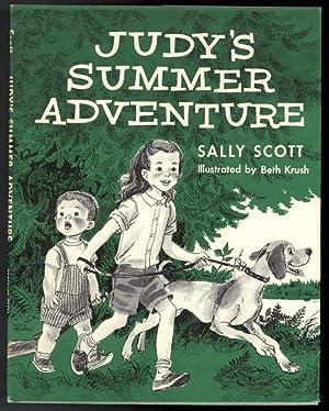 JUDY'S SUMMER ADVENTURE: Scott, Sally