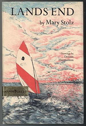 LANDS END: Stolz, Mary, Illustrated by Dennis Harmanson