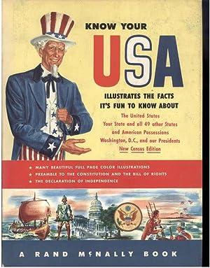 KNOW YOUR USA: Rand McNally