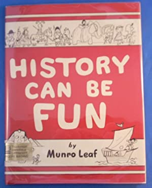 HISTORY CAN BE FUN: Leaf, Munro