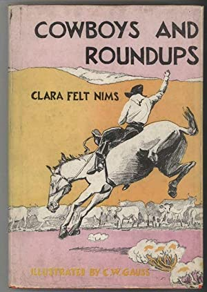 COWBOYS AND ROUNDUPS