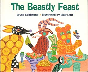 The Beastly Feast: Goldstone, Bruce