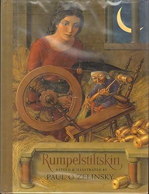 Rumpelstiltskin: Grimm Brothers, Zelinsky,
