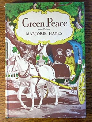 GREEN PEACE: Hayes, Marjorie, Illustrated by Manning De V. Lee