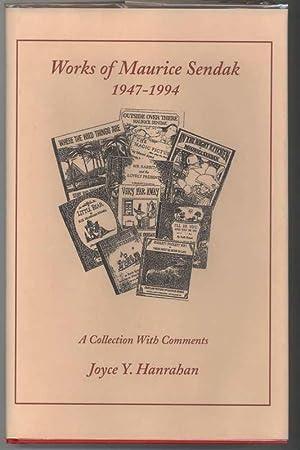 WORKS OF MAURICE SENDAK 1947-1994: Hanrahan, Joyce Y.
