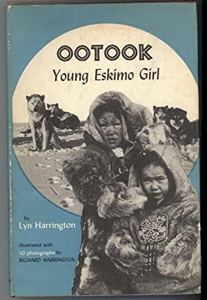 OOTOOK Young Eskimo Girl