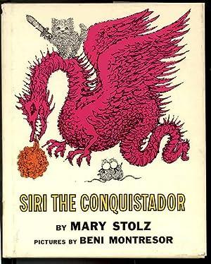 SIRI THE CONQUISTADOR: Stolz, Mary