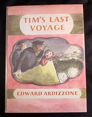 TIM'S LAST VOYAGE: Ardizzone, Edward