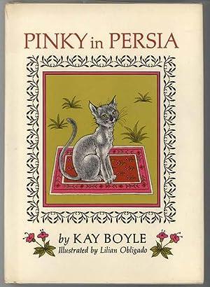 PINKY IN PERSIA: Boyle, Kay