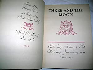 THREE AND THE MOON: Dorey, Jacques