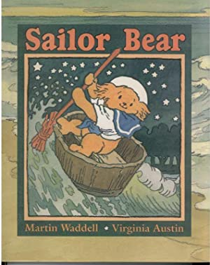 SAILOR BEAR: Waddell, Martin.