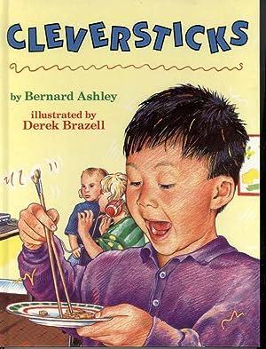 CLEVERSTICKS: Ashley, Bernard, Illustrated by Derek Brazell