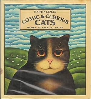 COMIC & CURIOUS CATS.: Carter, Angela.