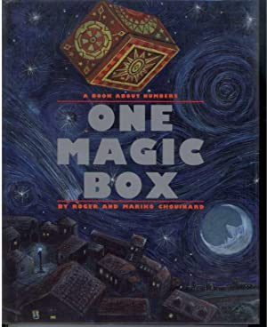 ONE MAGIC BOX. A Book About Numbers.: Chouinard, Roger and