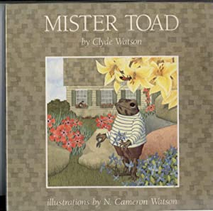MISTER TOAD: Watson, Clyde.