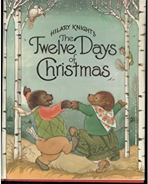 HILARY KNIGHT'S THE TWELVE DAYS OF CHRISTMAS