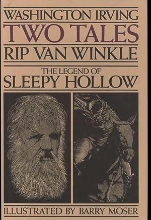 TWO TALES - RIP VAN WINKLE &: Irving, Washington.