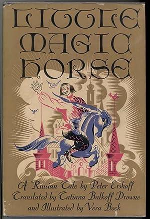 LITTLE MAGIC HORSE: Ershoff, Peter