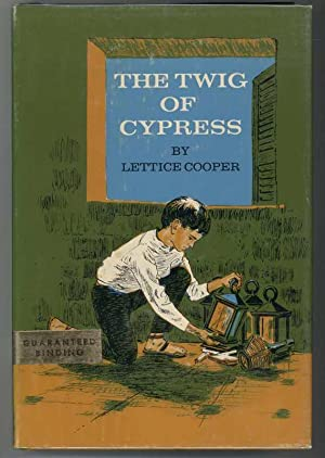 THE TWIG OF CYPRESS.: Cooper, Lettice.